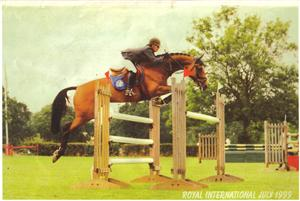 Qualisca in Hickstead (GB)